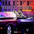 ШЕFF - Greatest Hits Tape Legend (каталожный номер - Bad B. - 204)